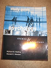 Psychology: Themes And Variations, Study Guide (7th edition)