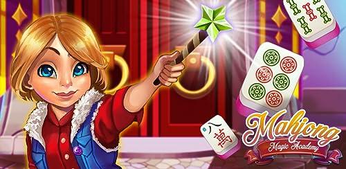 Mahjong: Escuela de Magia Quest