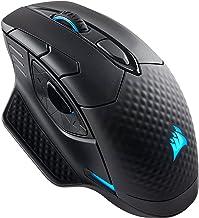 CORSAIR Dark Core SE - RGB Wireless Gaming Mouse - 16,000 DPI Optical Sensor - Comfortable & Ergonomic - Wireless Qi Charg...