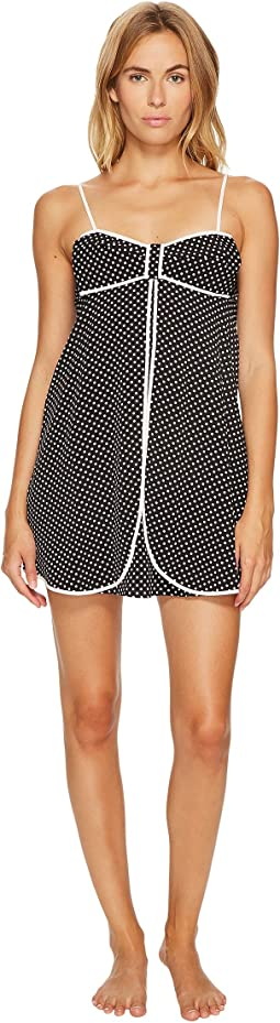 Kate Spade New York - Mini Dot Crepe Chemise