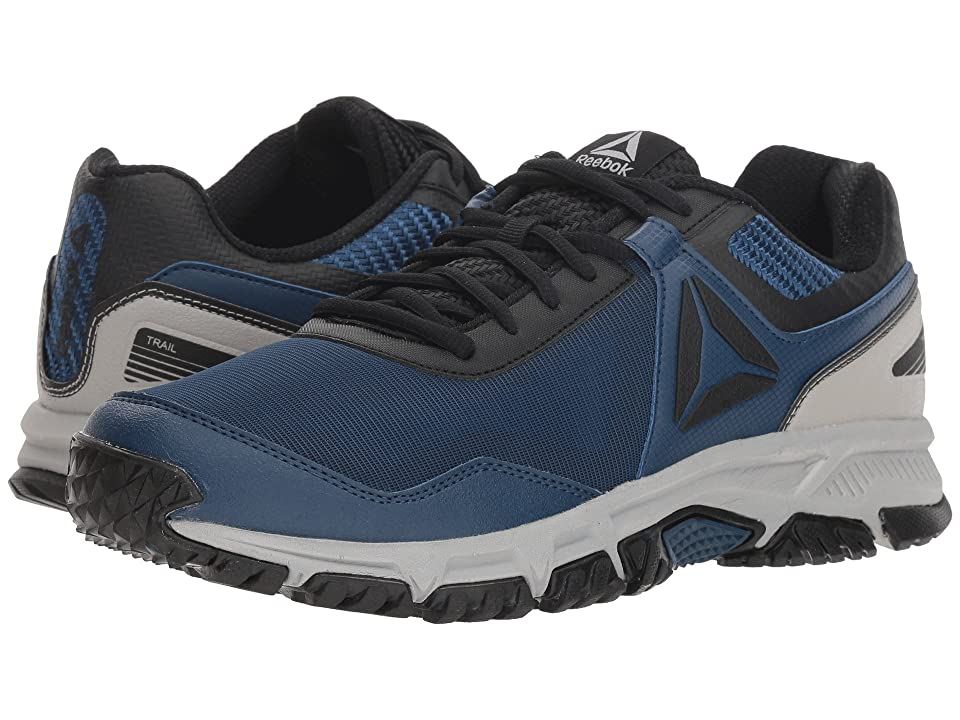 Reebok Ridgerider Trail 3.0 (Bunker Blue/Black/Tin Grey) Men