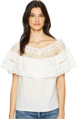 Ashbury Senorita Off-the-Shoulder Top