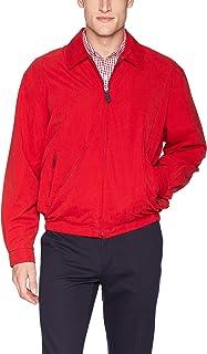 London Fog Men's Auburn Zip-Front Golf Jacket (Regular &...