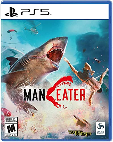 Maneater - 13200 PlayStation 5 Games and Software