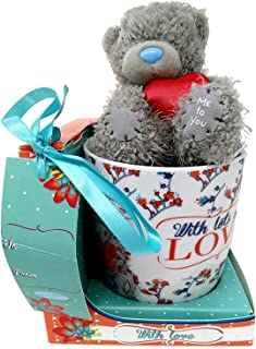 Me to You Tatty Teddy Lots of Love Mug and Bear Gift Set