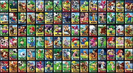 $197 » Nintendo Mario Sports Superstars Amiibo Cards COMPLETE SET Cards 90 - Nintendo Switch, Wii U, 3DS