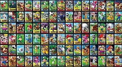 $177 » Nintendo Mario Sports Superstars Amiibo Cards COMPLETE SET Cards 90 - Nintendo Switch, Wii U, 3DS