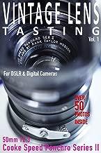 VINTAGE LENS TASTING Vol. 1: Cooke Speed Panchro Series II 50mm T2.3