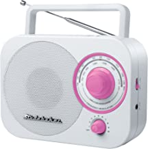 Best pink portable radio Reviews