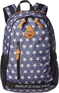 Skechers Fashion Backpack, Unisex - Blue