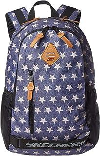 حقيبة ظهر عصرية للجنسين من سكيتشرز - بلون ازرق