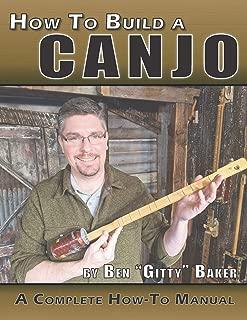 banjo making supplies