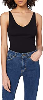 Jacqueline de Yong NOS Women's Jdynanna S/L Top KNT Noos T-Shirt