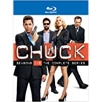 Deals on Chuck: The Complete Series HD Digital