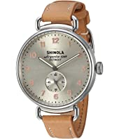 Shinola Detroit - The Canfield 38mm - 20095228