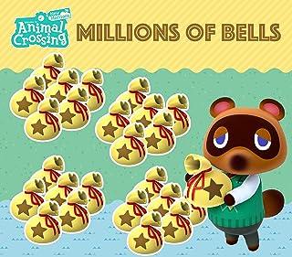Animal Crossing New Horizons 2 Million Bells