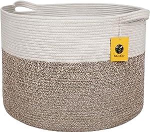 Cotton Rope Basket Jumbo Size 22