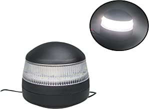 Pactrade Marine Boat Wakeboard Tower LED Anchor Navigation Light 2-1/4