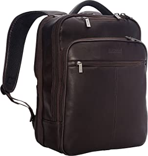 Back-Stage Access Slim Colombian Leather TSA Checkpoint-Friendly 16