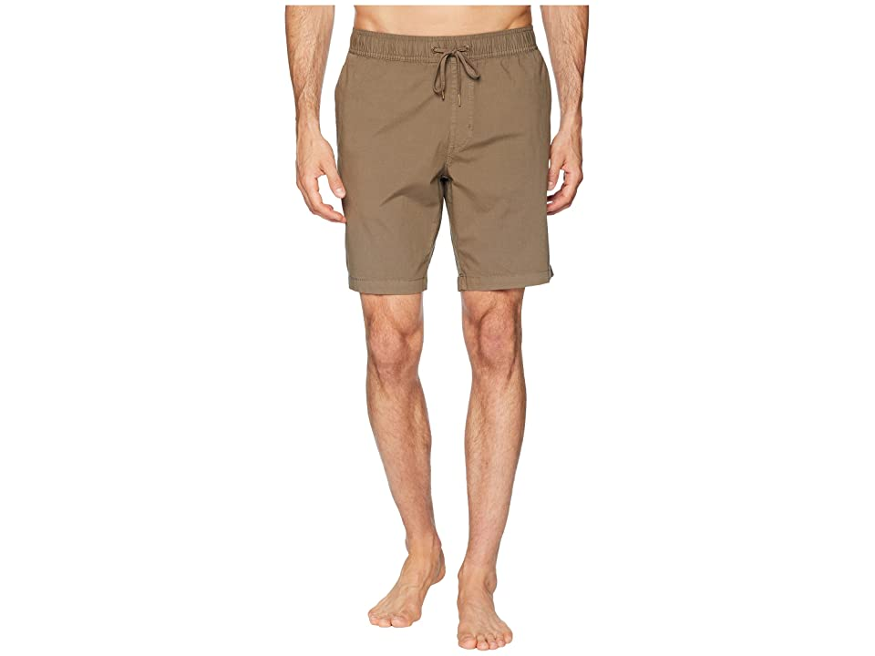 Billabong Larry Stretch Layback 18 Boardshorts (Clay) Men