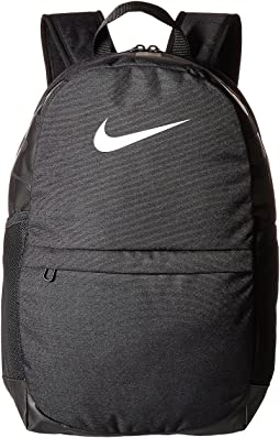 fedc5bcd8c Black Black White. Nike Kids. Brasilia Backpack ...