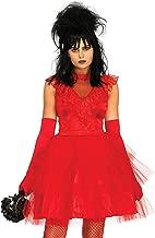 Leg Avenue Women's Beetle Bride 80s Halloween Costume
