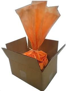Holi Color Powder | Celebration Powder | Orange | Bulk 25 lbs.