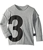 Nununu - Number T-Shirt (Infant/Toddler/Little Kids)