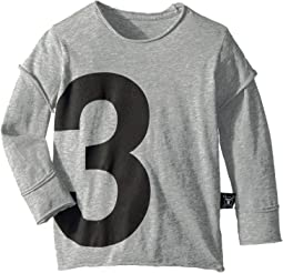 Number T-Shirt (Infant/Toddler/Little Kids)