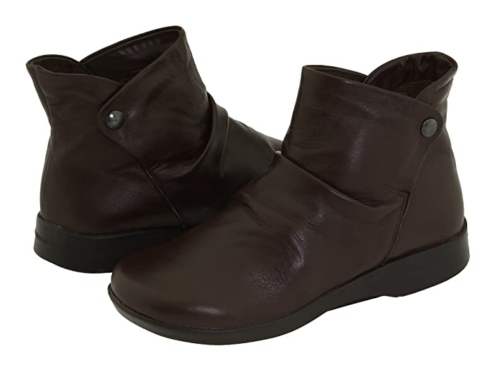 Arcopedico  N42 (Cafe Leather) Womens  Boots