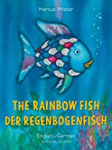 The Rainbow Fish/Bi:libri - Eng/German PB (German Edition)