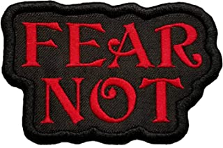 fear of god patch