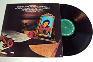plays the great love songs of julio iglesias LP