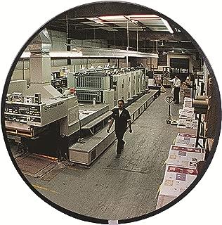 See All N18 Circular Glass Indoor Convex Security Mirror, 18