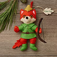 Disney Robin Hood Storybook Plush Ornament