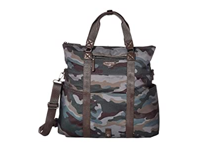 TWELVElittle 3-in-1 Fold-Over Tote (Camo) Diaper Bags