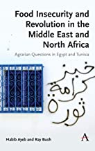 Food Insecurity and Revolution in the Middle East and North Africa: Agrarian Questions in Egypt and Tunisia (Anthem Frontiers of Global Political Economy)