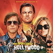 Quentin Tarantino's Once Upon Time Hollywood / Ost