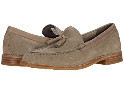 Sperry Topsfield Tassel (Taupe Suede) Men