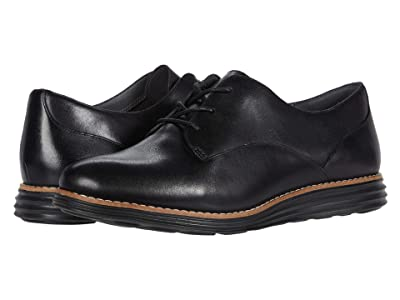 Cole Haan Original Grand Plain Oxford (Black Leather) Women