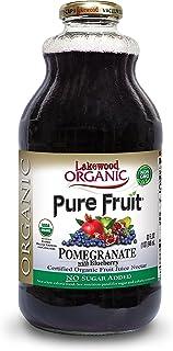 Lakewood Organic Pomegranate Blend (32 oz, 6 pack)