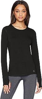 tasc Performance Womens Fitness Long Sleeve T-W-579-P, Womens, Fitness Long Sleeve, T-W-579