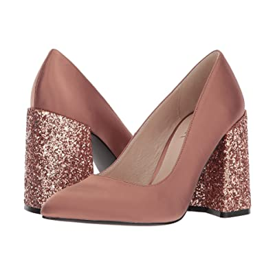 Shellys London Hester (Dark Nude) High Heels