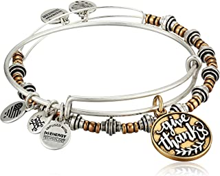 Women's Give Thanks Bangles Set of 2