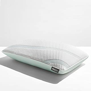 TEMPUR-Adapt ProMid Cooling Pillow Memory Foam Queen 5-Year Limited Warranty