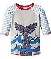 Make Waves Whale Tail Rashguard (Infant/Toddler)