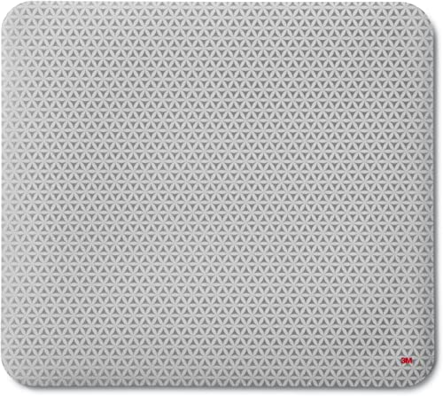 3M Precise Mouse Pad Enhances The Precision of Optical Mice at Fast Speeds and Extends The Battery Life of Wireless Mice up to 50 9 in x 8 in MP114 BSD1
