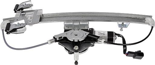 Dorman 741-440 Rear Driver Side Power Window Regulator and Motor Assembly for Select Chevrolet Models