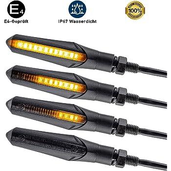 Universal Lastunabh/ängiges Motorrad LED Blinker Relais Blinkerrelais Blinkgeber 12V