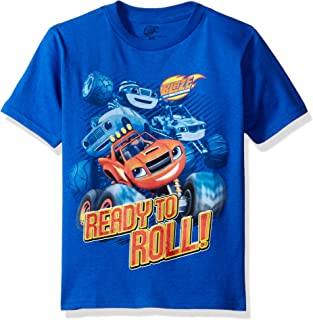 Freeze Children's Apparel Nickelodeon Boys' Little Boys' Ready to Roll Short Sleeve T-Shirt